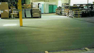 Repair Concrete Floor
